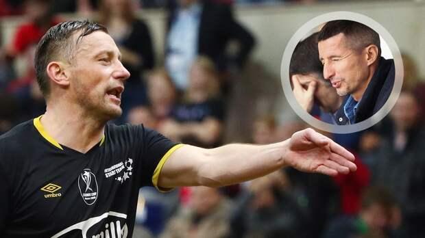 Алдонин: «Назначение Олича вызывает вопросы у многих, но у Березуцкого тоже нет опыта работы главным тренером»