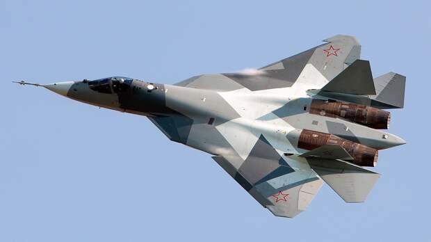 """В Ростехе объяснили, зачем придали Су-57 """"убийственный"""" внешний вид"""