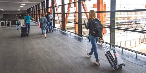 Наталья Сергунина рассказала о росте числа туристических предложений на Russpass. Фото: Е. Самарин mos.ru