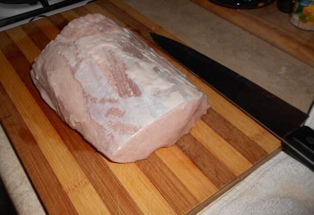 Сыровяленая свинина. Полендвица. Сыровяленое мясо, Мясоеды, Длиннопост
