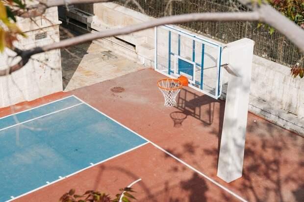 Баскетбольная Площадка, Баскетбол, Спорт, Корзина