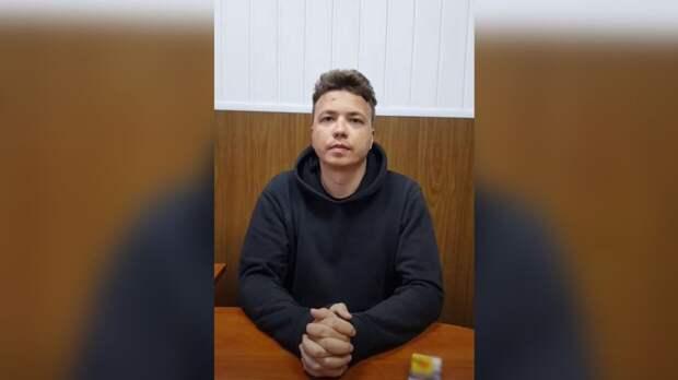 Адвокат раскрыла местонахождение арестованного Протасевича