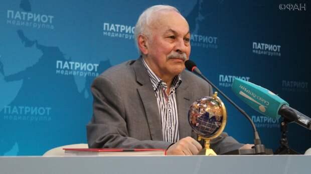 Олег Сердобольский объяснил, почему идти в журналистику нужно только по призванию