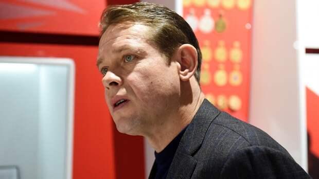 Буре: «Чешские голы — результат ошибок и невезения. Самонов сыграл надежно в нужные моменты»