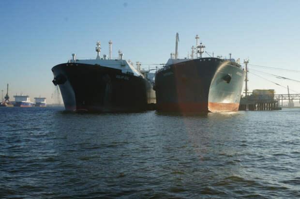 Портовый конфуз в Клайпеде вынуждает Литву строить грандиозные планы без РФ