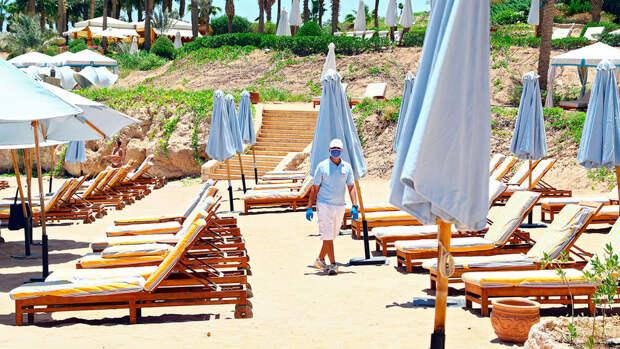 В АТОР рассказали о повышении цен на отдых в Египте