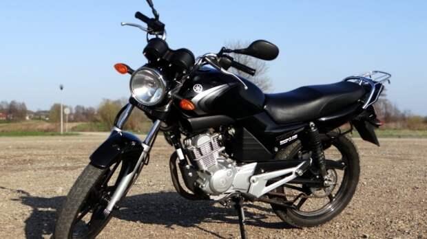 Житель Новгородской области дважды украл один и тот же мотоцикл