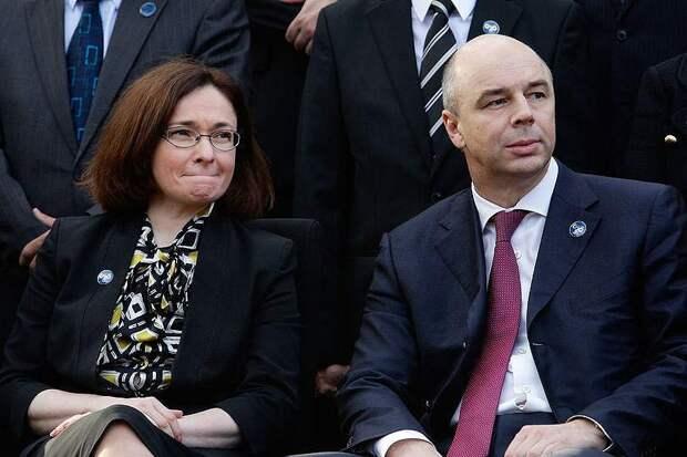 Отдаст ли Кремль на заклание Силуанова и Набиуллину, или продолжит их поддерживать
