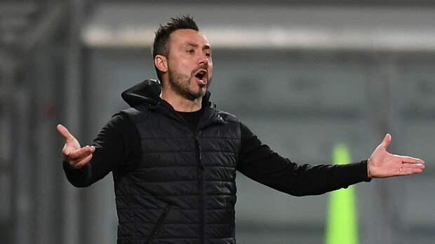 СМИ узнали имена двух футболистов «Сассуоло», которых де Дзерби хочет видеть в «Шахтере»