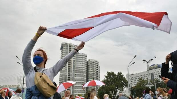 """Белоруссия хоронит """"цветную революцию"""""""