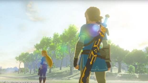 Nintendo продемонстрировала геймплей The Legend of Zelda: Breath of the Wild 2