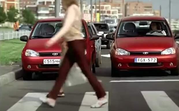 АВТОВАЗ показал, как менялась реклама Lada