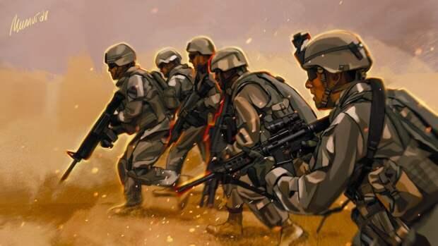 СМИ раскрыли подробности формирования секретной 60-тысячной армии США