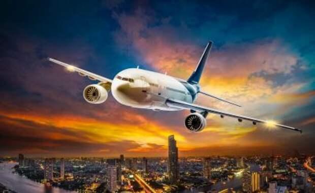 В августе российские авиакомпании увеличили внутренние перевозки на 5,7%