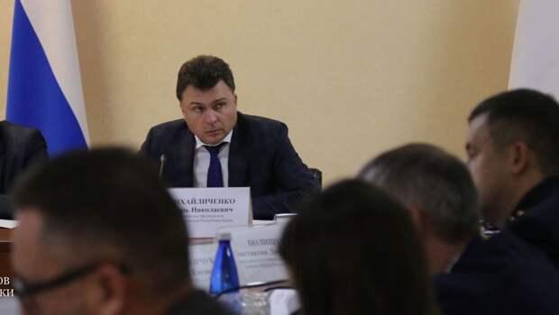 Вице-премьер Крыма Михайличенко стал премьер-министром