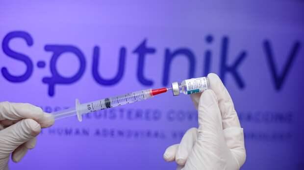 Петербург принял еще 18,3 тыс. доз вакцины от коронавируса «Спутник V»
