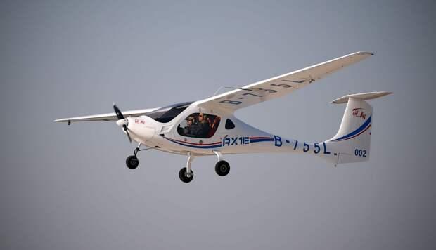 Первый китайский «электролёт» успешно осуществил свой испытательный полет