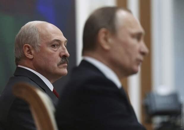 В Кремле ответили на претензии Лукашенко