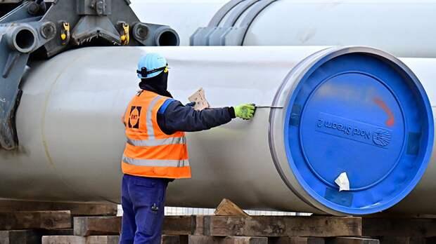 Меркель заявила об острой необходимости Германии в российском газе