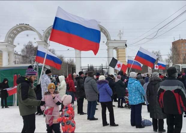 Фестиваль «Крымская весна в Удмуртии» посетили несколько тысяч человек