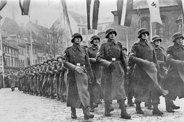 «Да пошёл на … этот Гитлер!» Как эсэсовцы ушли воевать к красным партизанам