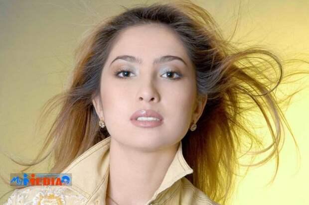 узбекская певица и актриса Севинч Муминова / Sevinch Mominova. Фото