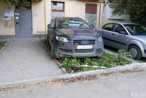 19 жестких наказаний за неправильную парковку