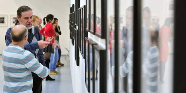 На Беговой открылась выставка «III художника»