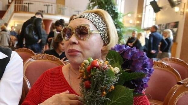 Одна изсамых красивых актрис СССР Татьяна Бестаева лишилась ноги