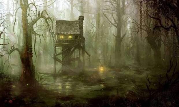 Нарушителей карантина - в дома с привидениями!