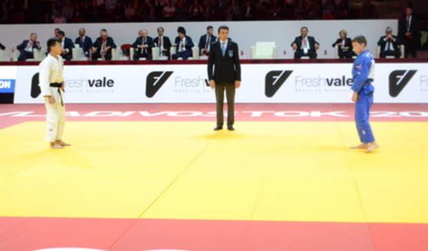 Медали первенства УрФО завоевали юные дзюдоисты изНижнего Тагила
