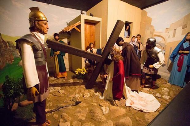 Цель музея Библии - это популяризация Слова Божьего.