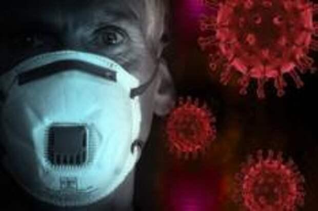 Хроники COVID-19 - эпидемия и  жесткий локдаун