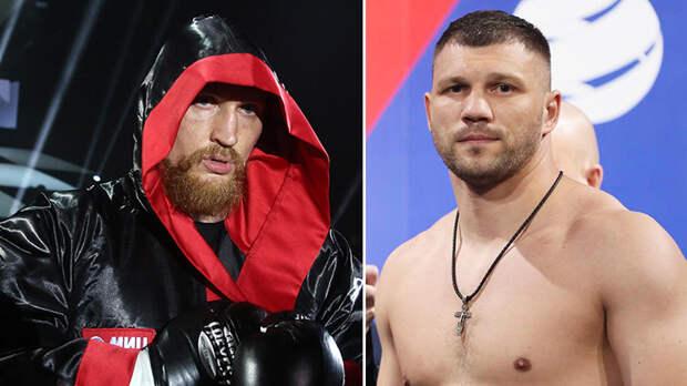 Тяжелые парни с жестким ударом: боксер Папин о бое Кувалды с Романовым