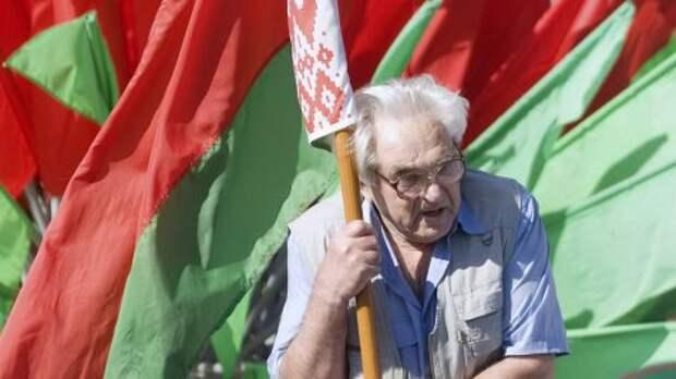 Белоруссия превратилась в международную проблему