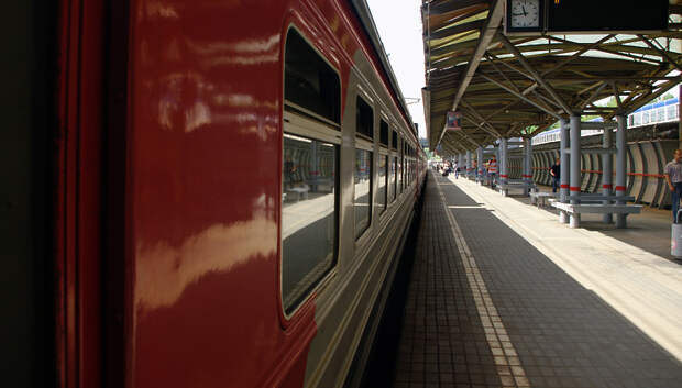 Специальные поезда МЖД подготовили к работе в пожароопасный период