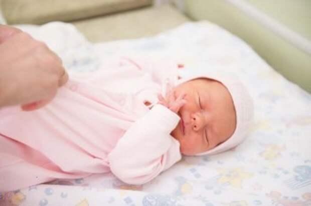 В Калуге родились Мирра, Алисия, Евангелина и другие дети с редкими именами