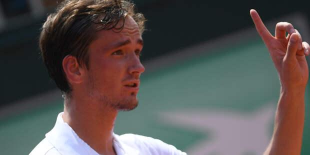 Сборная России оказалась в полуфинале ATP Cup