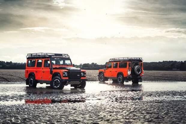 Химия и жизнь: британский миллиардер все равно возродит Land Rover Defender