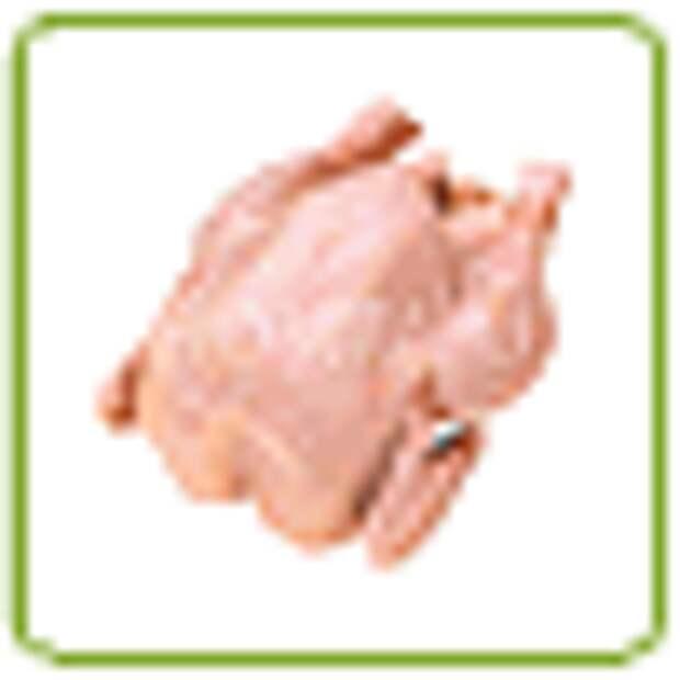 Рецепт тарталеток с начинкой из курицы
