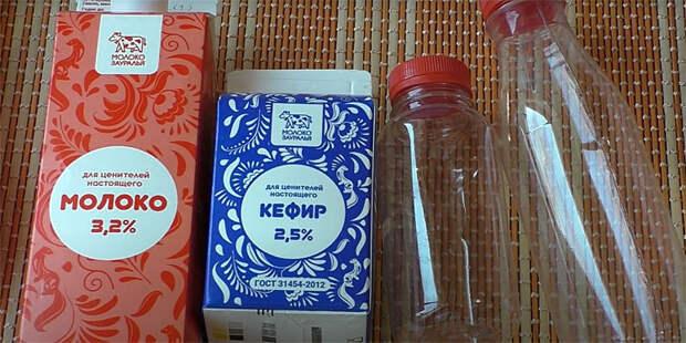 Замораживаем деревенские кефир и ряженку: хранятся свежими неделями и не теряют вкус