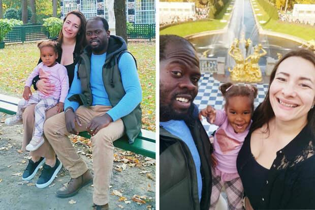 «Папа родом из Нигерии»: истории смешанных пар, у которых необычайно красивые дети (вы только посмотрите на них)