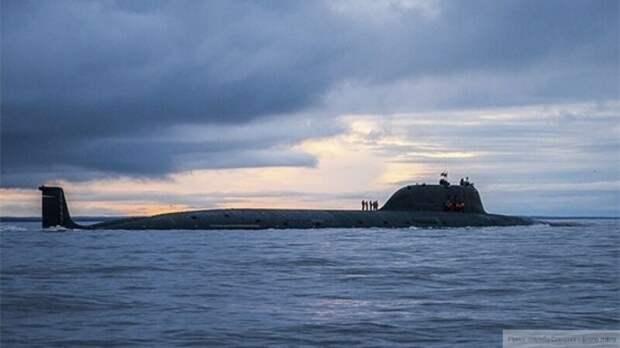 """Подлодка """"Северодвинск"""" заставила американских экспертов поломать голову"""