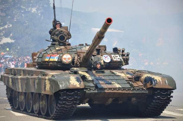 Выбор оружия в противостоянии Армении и Азербайджана: наземные силы