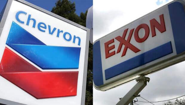 ExxonMobil и Chevron