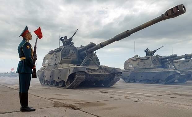 Пять самых сильных армий мира. The National Interest, США