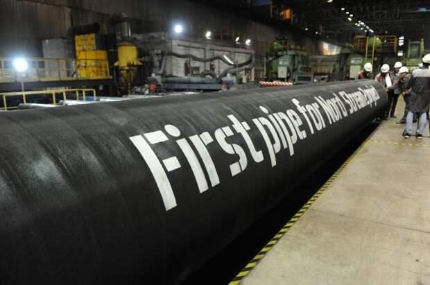 США ввели санкции против компаний и судов России в связи с «СП – 2»
