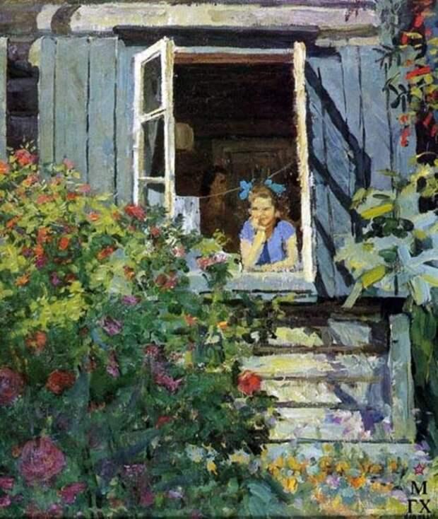 Картины русских художников-классиков, после которых хочется уехать из города