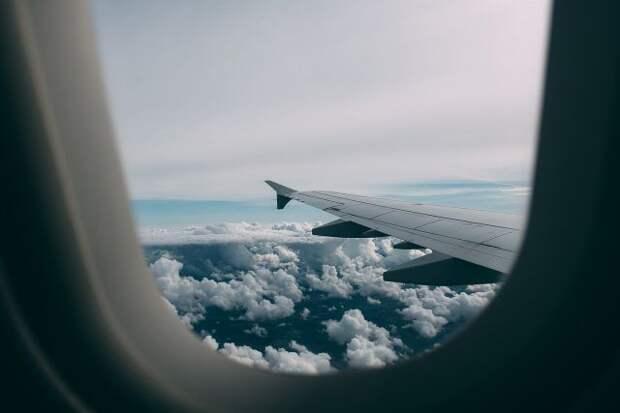 Самолет Ryanair вылетел из аэропорта Минска