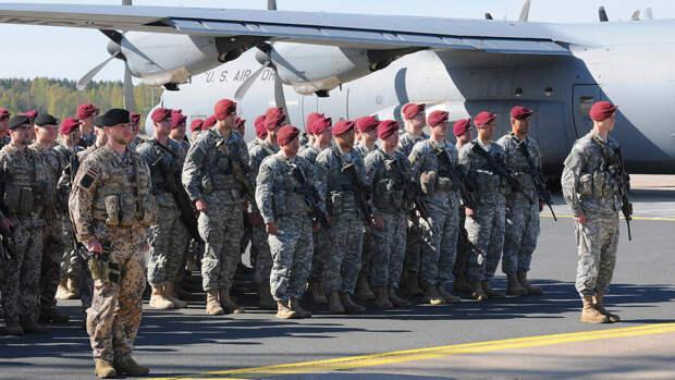 В Китае высмеяли «болезненный провал» американских десантников на учениях в Эстонии